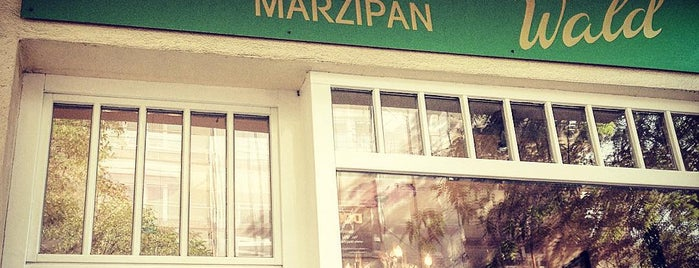 Königsberger Marzipan is one of Berlin.