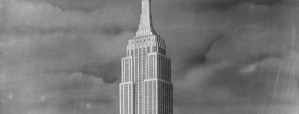 Empire State Building is one of New York Places.
