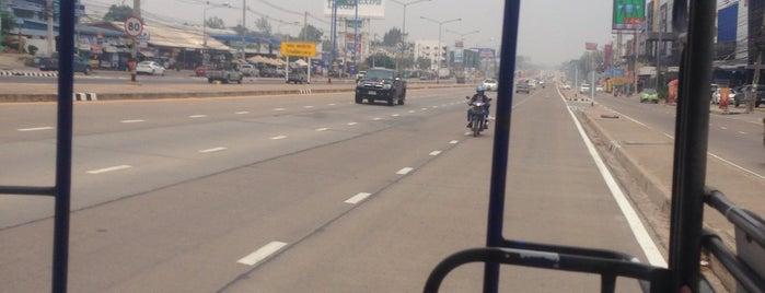 ถนนมิตรภาพขอนแก่น-อุดร is one of All-time favorites in Thailand.