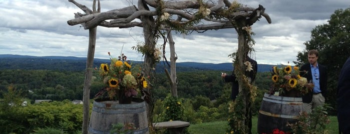 Benmarl Winery is one of Things to do in the New Paltz area.