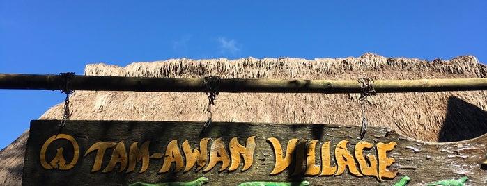 Tam Awan Village Baguio is one of 20 favorite restaurants.