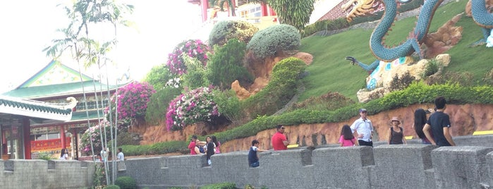 Philippine Taoist Temple is one of Places I've been to....