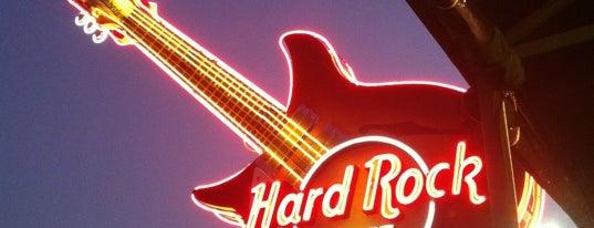 Hard Rock Cafe Destin is one of HARD ROCK CAFE'S.