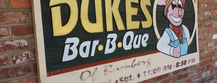 Dukes Bar-b-Que is one of South Carolina Barbecue Trail - Part 1.
