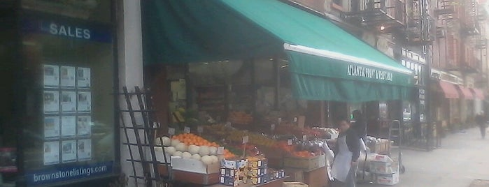 Atlantic Fruits & Vegetables is one of NYC.