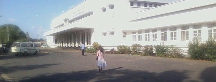 Anuradhapura Railway Station is one of Railway Stations In Sri Lanka.