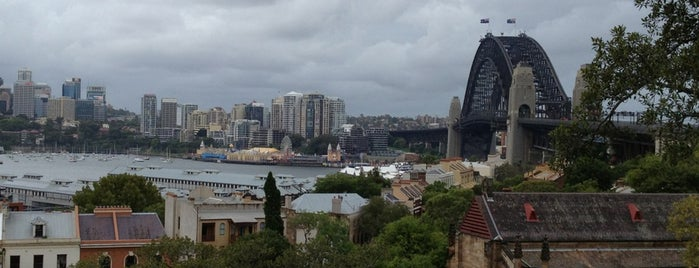 Observatory Hill is one of Australia Trip.