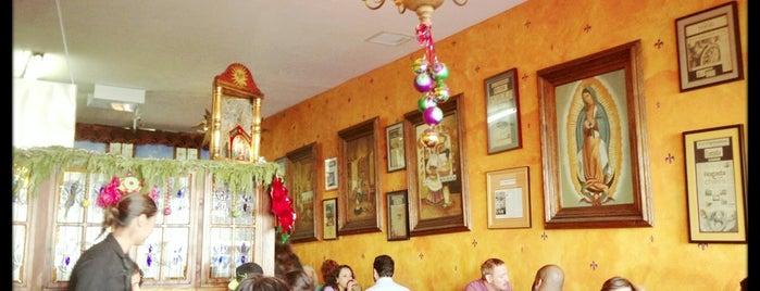 La Casita Mexicana is one of Chris' LA To-Dine List.