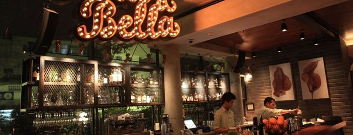 Ocha & Bella is one of most visited places in jakarta.