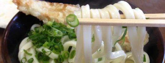 うどんの通 is one of めざせ全店制覇~さぬきうどん生活~ Category:Ramen or Noodle House.