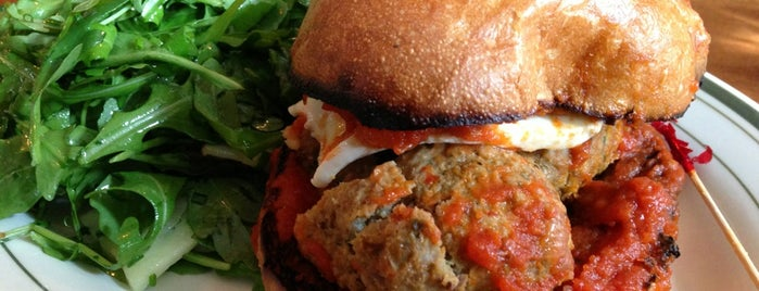 The Meatball Shop is one of NYC To-Do.