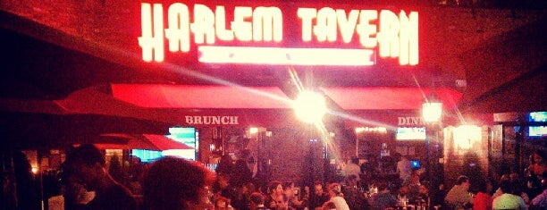 Harlem Tavern is one of Places I love to eat at.