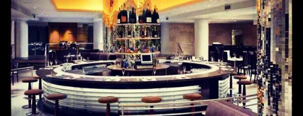 N9NE Steakhouse is one of Favorite Restaurants.