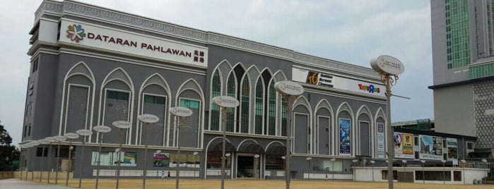 Dataran Pahlawan Melaka Megamall is one of All-time favorites in Malaysia.