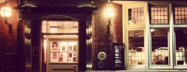 The Minster Inn is one of York's Best Drinking Holes.