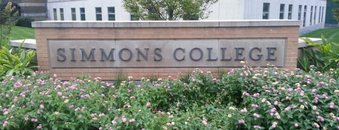 Simmons College Academic Campus is one of Longwood Medical Area.