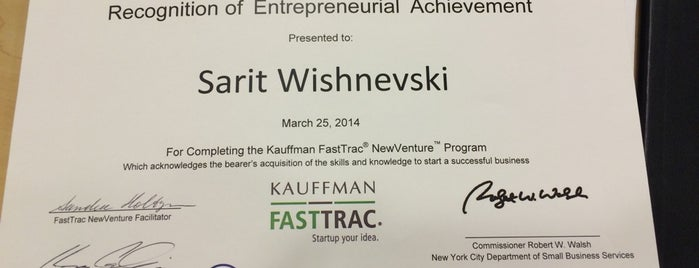 The Levin Institute is one of #MayorTunde's Past and Present Mayorships.