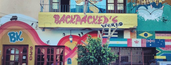 Backpackers Home Hostel Salta is one of Argentina Backpacker.