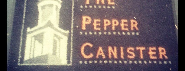 Pepper Canister is one of Keep it Cool Chicago.