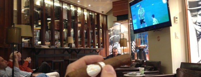 Davidoff of Geneva is one of La Palina Retailers.