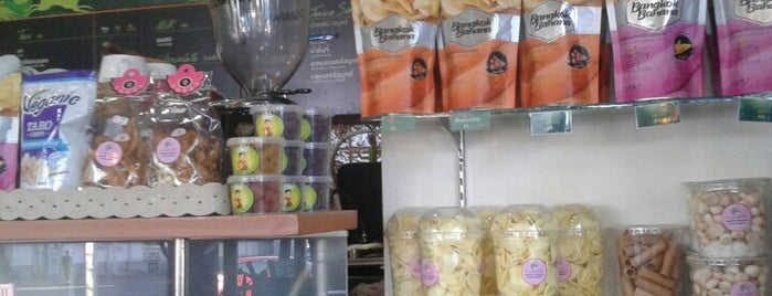 Cafe' Amazon PTT โพนพิสัย is one of ?.
