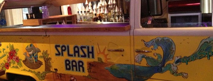 Splash Bar & Brewing is one of Downtown.