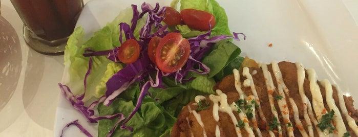 Secret Recipe is one of 20 favorite restaurants.