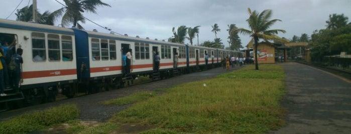Railway Stations In Sri Lanka