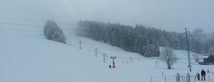 Skilifte Bennau is one of Skigebiete.