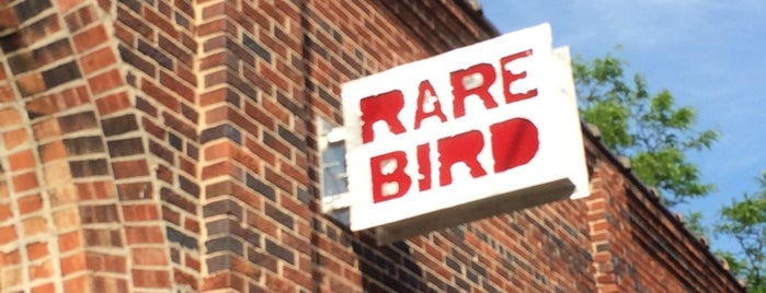 Rare Bird Brewpub is one of Michigan Breweries.