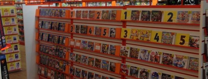 Grainger Games is one of Geekery in Leeds.