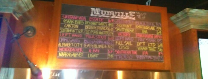 Mudville Restaurant & Tap House is one of Bars.