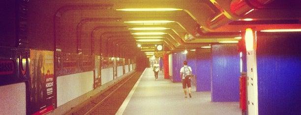 U Schloßstraße is one of U-Bahn Berlin.