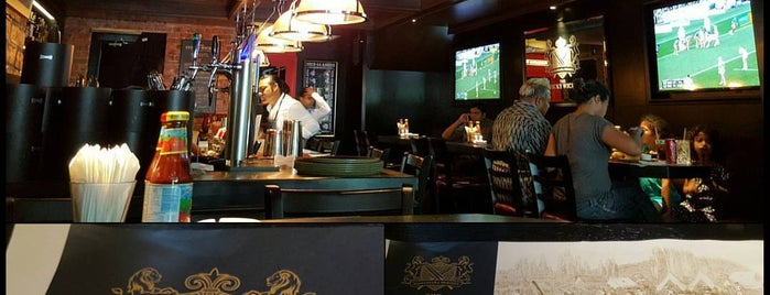 Sticky Wicket is one of KL Bars.