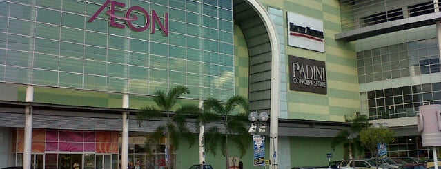 AEON Bukit Tinggi Shopping Centre is one of Top picks for Department Stores.