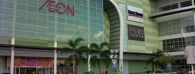 AEON Bukit Tinggi Shopping Centre is one of owning..haha.