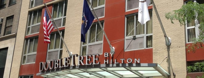 DoubleTree by Hilton Hotel New York - Times Square South is one of NY.