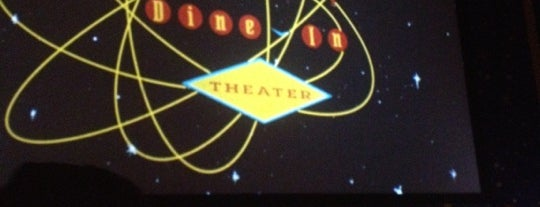 Sci-Fi Dine-In Theater is one of Disney Adventure.