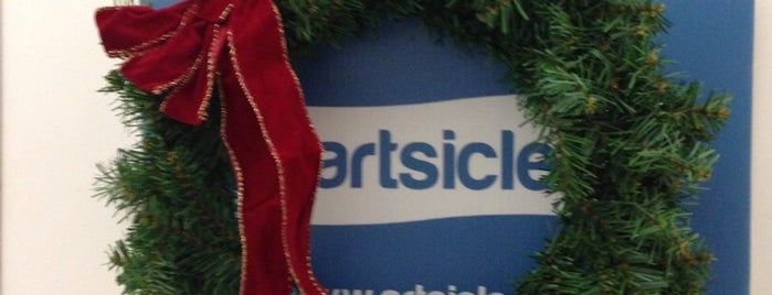 Artsicle is one of Awesome NYC Startups.