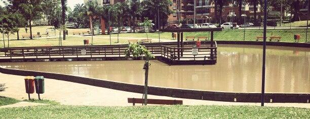 Parque Germânia is one of Meus locais.