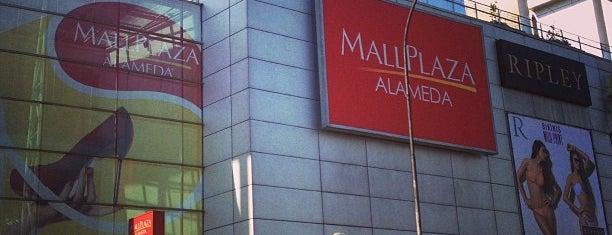 Mall Plaza Alameda is one of Malls en Santiago de Chile.