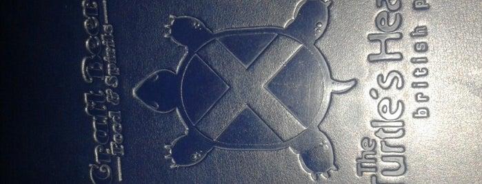 Turtle's Head is one of Comida.