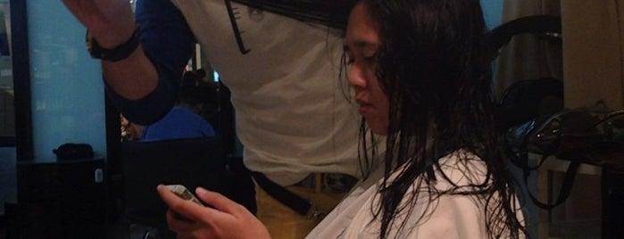 GMCM hair & makeup Pondok Indah Mall is one of Sari's Tips.