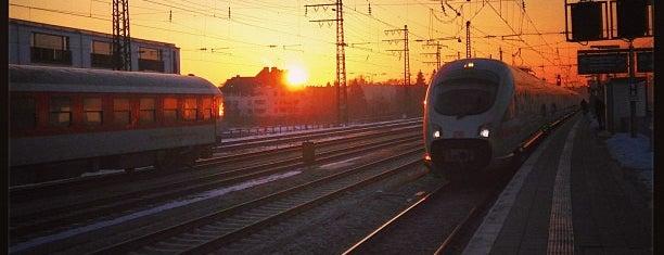 Bahnhof München-Pasing is one of Ausgewählte Bahnhöfe.