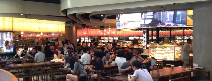 Rasapura Masters Food Court is one of SG Eating Places.