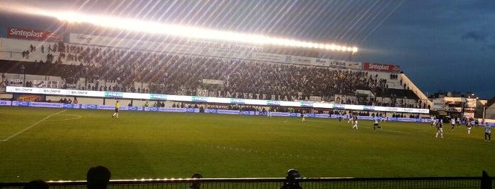 Estadio Islas Malvinas (Club Atlético All Boys) is one of Equipos de 1ra División.
