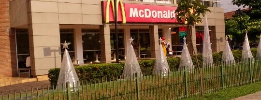 McDonald's is one of Food Joints.
