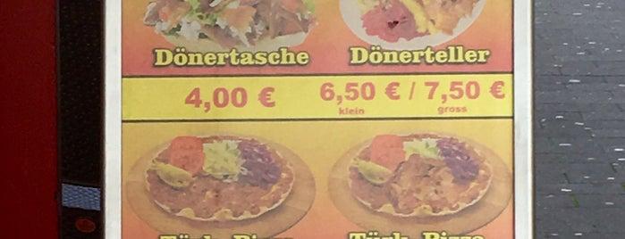 Berliner Döner is one of Türkisch Fast Food.