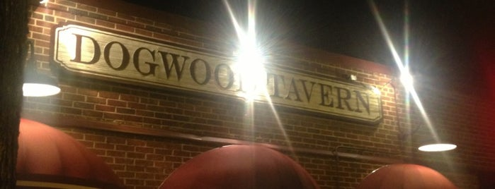 Dogwood Tavern is one of DC Burgers.