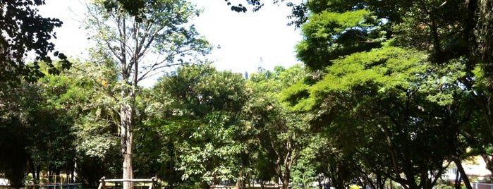 Praça Vicentina de Carvalho is one of Parque.